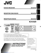 Jvc Kd Avx2 Wiring Diagram from data2.manualslib.com