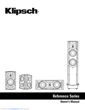 Klipsch Reference Series RB 61 II Owners Manual