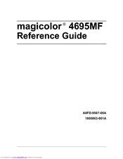 konica minolta magicolor 4695mf manuals rh manualslib com Printer Konica Minolta 4690MF Printer Stand For Printer Konica Minolta 4690MF Printer Stand For