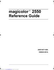 Konica minolta magicolor 2500w, magicolor 2530dl, magicolor 2550, m.