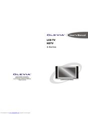 olevia 232v manuals rh manualslib com