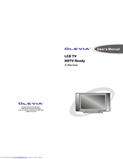 olevia 327v manuals rh manualslib com olevia 327-s12 specs
