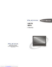 olevia 542i manuals rh manualslib com  olevia tv 532-b12 manual
