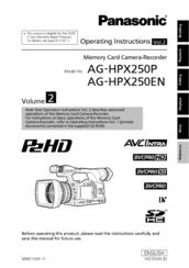 Panasonic ag service manual | ebay.
