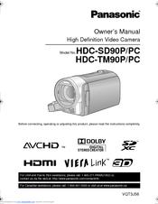 panasonic hdc tm90 manuals rh manualslib com Panasonic Owner's Manual Panasonic Owner's Manual