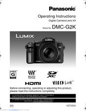 panasonic lumix dmc g2 operating instructions manual pdf download rh manualslib com Lumix G9 lumix dmc-g2 user guide