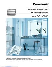 Panasonic kx-ta82461 door phone/opener card manuals.