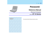 Panasonic Toughbook CF-18 Series Reference Manual