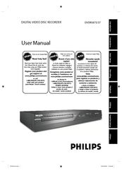 philips dvdr3475 37 manuals rh manualslib com