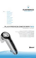 Plantronics Discovery 610 Manuals