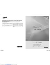 samsung pn42b450 42 3 plasma tv manuals rh manualslib com samsung series 5 plasma tv user manual samsung plasma tv user guide