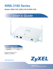 Zyxel communications nwa 3163 manuals sciox Choice Image