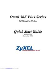 Driver: ZyXEL omni.net LCD Plus