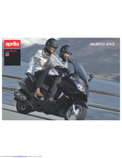 APRILIA ATLANTIC 125 - Brochure