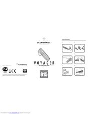 plantronics voyager 855 manuals rh manualslib com Plantronics CS50 User Guide Plantronics Voyager Pro Stopped Working