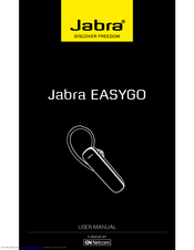JABRA VBT4050 User Manual