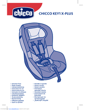chicco key 1 x plus manuals rh manualslib com chicco car seat manual keyfit chicco car seat installation