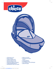 Chicco SCOOP - NACELLE Manuals