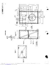 Altec Lansing 620 SPEAKER CABINET PLAN Manuals