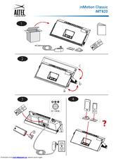 altec lansing inmotion classic imt620 manuals rh manualslib com Altec Lansing Portable Speaker Altec Lansing Headphones