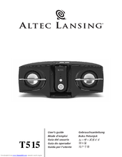 altec lansing t515 manuals rh manualslib com