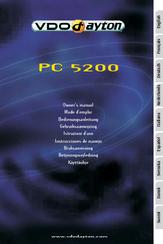 vdo ms 5200 owner s manual pdf download rh manualslib com