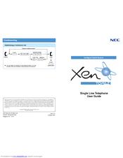 nec xen topaz manuals rh manualslib com User Guide Icon nec topaz voicemail user guide