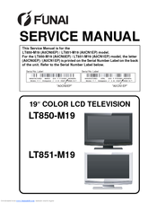 funai lt850 m19 service manuals Schematic Diagram Automotive Wiring Diagrams