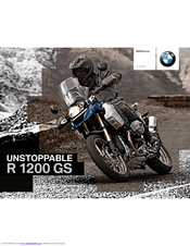 BMW R 1200 GS - Brochure