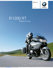 BMW R 1200 RT Brochure