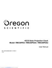 Oregon Scientific Adaptateur Secteur pour reveil RM338P
