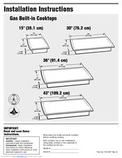 KitchenAid KGCS105GSS— 30 Inch Sealed Burner Gas Cooktop