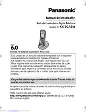 Panasonic kx-tga640 button repair kx-tga641 kx-tga642 kx-tga106.
