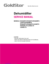 LG DH300EY5 Service Manual