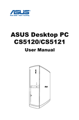 Asus CS5120 Desktop Windows 10 Driver Download