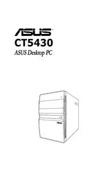Asus CT5430 Manuals