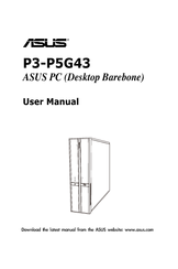 Asus P3-P5G43 Drivers Download
