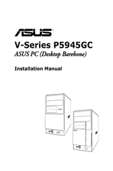 ASUS Barebone V3-P5945GC Driver for Windows Mac