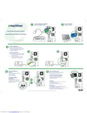 eMachines L3067 Quick Setup