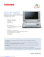 Power switch for sd-p1850sn | toshiba sd-p1850 support.