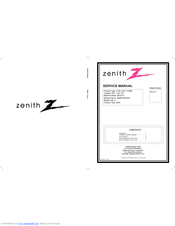 zenith xbv613 dvd vcr combination manuals rh manualslib com Zenith VCR Owner's Manual Zenith TV