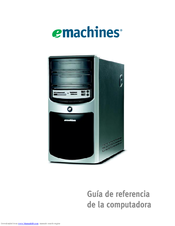 eMachines L3067 Hardware Reference Manual