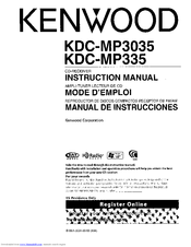 kenwood kdc mp335 manuals rh manualslib com