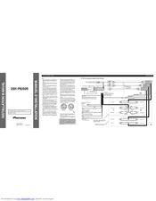 pioneer deh p8200r manuals rh manualslib com Pioneer Deh 3400 Pioneer Deh 2200UB