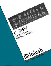 mcintosh c34v manuals rh manualslib com