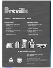 Breville Ikon Bbm600 Manuals Manualslib