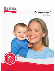 britax chaperone user manual pdf download rh manualslib com Chaperone Strollers Britax Chaperone Models