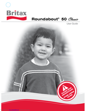 britax roundabout 50 classic user manual pdf download rh manualslib com