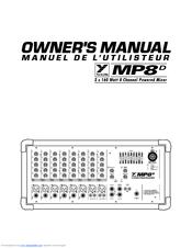 yorkville mp8d manuals rh manualslib com