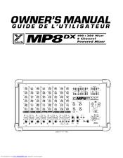 yorkville mp8dx manuals rh manualslib com